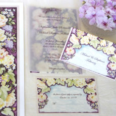 anavim bouquet invitations